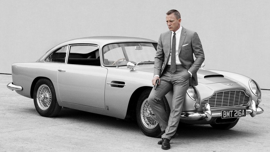 james bond aston martin