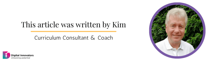 This article was written by Kim - Curriculum Consultant and Coach