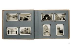 Losse foto's in album digitaliseren