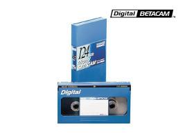 Digital Betacamprofessionele videobanden digitaliseren
