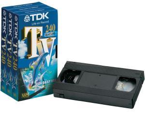 VHS videotape digitaliseren