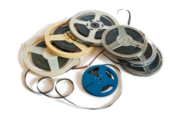 Smalfilm digitaliseren