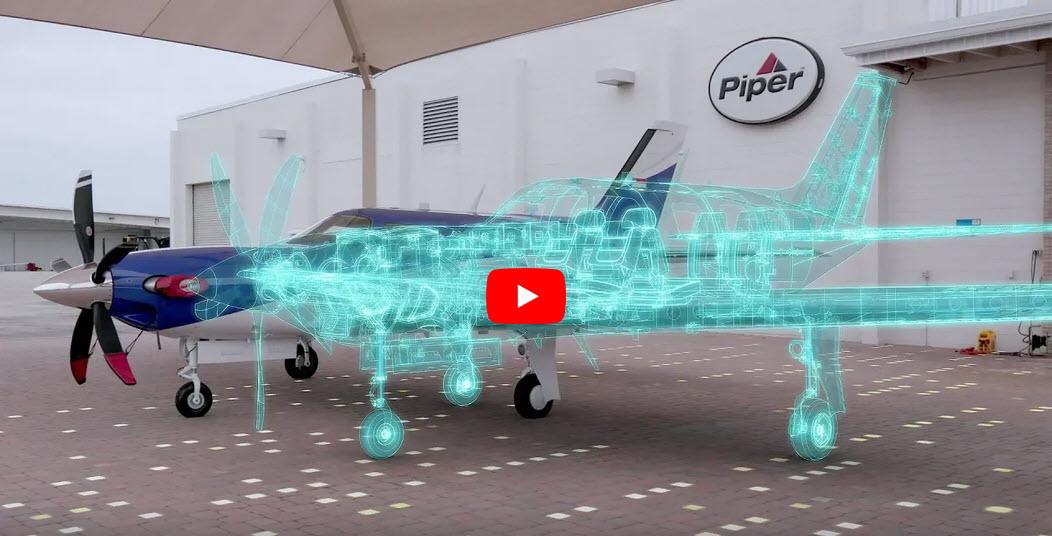 NX Piper Aircraft