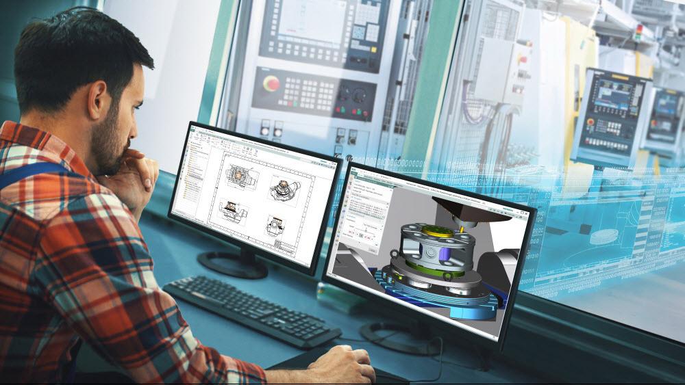 Megmunkálás tervezés Solid Edge-ben powered by NX