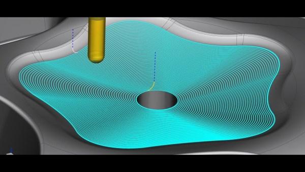 Guiding Curves method NX