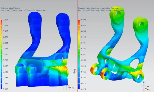 Digitális szimulációval támogatott CAD tervezés Webinár 6. - Additív gyártás szimuláció