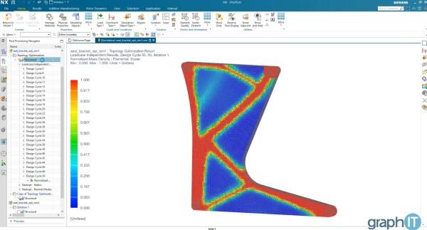 Digitális szimulációval támogatott CAD tervezés Webinár 7. - Topológiai optimalizáció