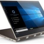 【未開封キャンセル品】Lenovo Yoga 920、Core i5 + SSD256GBが7.9万円