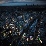 話題の渋谷スカイ(屋上展望台)に行ってみた