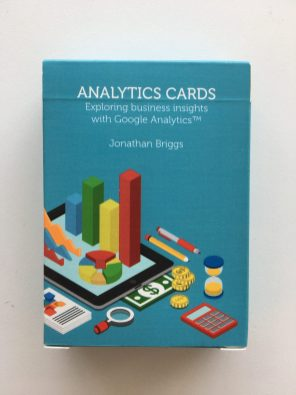 Front of Analytics Cards box