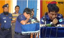 বিদায় অনুষ্ঠানে কাঁদলেন এসপি হারুন, বললেন সব ষড়যন্ত্র -Digital Khobor