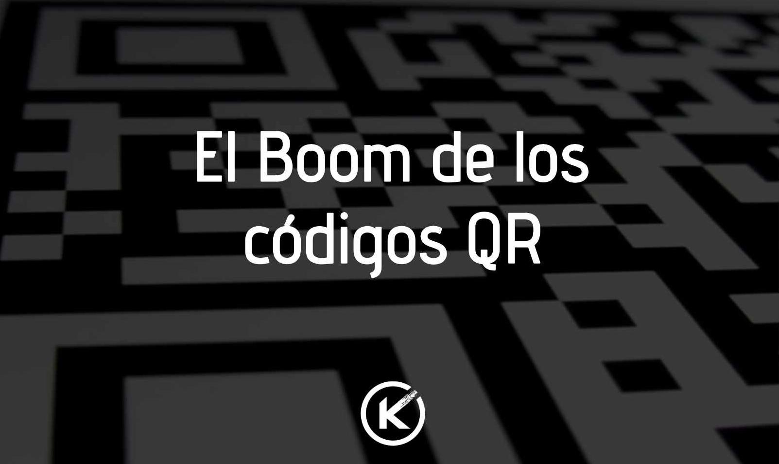 El boom de los códigos QR