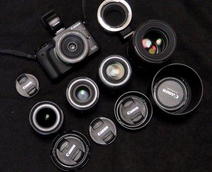 CANON EOS M3 発売記念 レンズ別写真まとめ