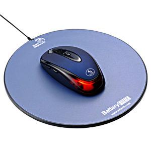 電池不要のワイヤレスマウス