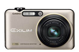 CASIO 新ハイスピードカメラ FC150, FH25, FS10S