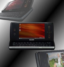 Ultra Mobile WILLCOM D4発表