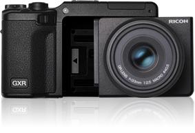 ユニット交換式カメラ RICOH GXR
