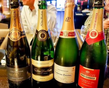 シャンパン好きなら見逃せないANA INTERCONTINENTAL TOKYO The Champagne BarのLadies Champagne Social