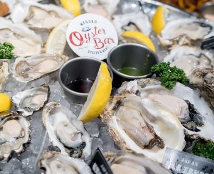 牡蠣好き必見 目黒オイスターバーで牡蠣&ワインパーティー