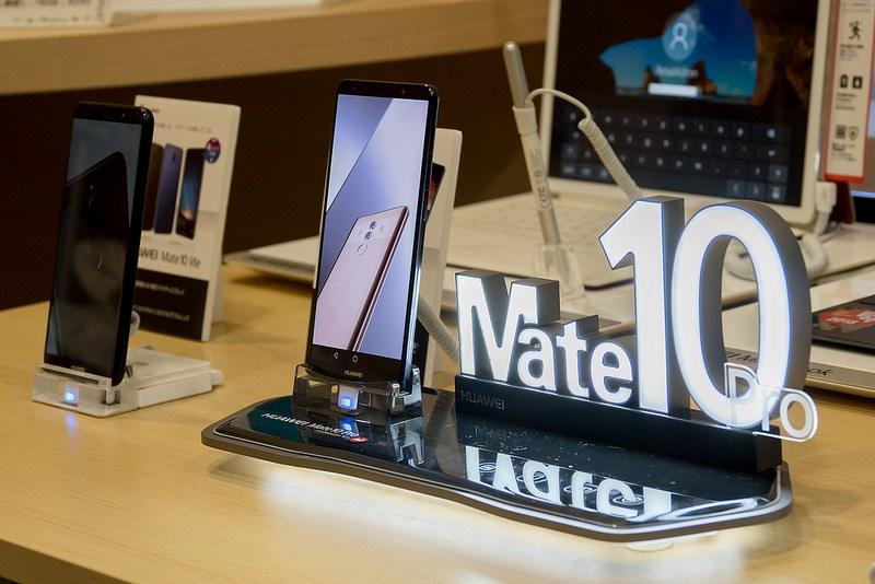 PCモードやハイレゾ対応も良さそう HUAWEI Mate10 Pro #HUAWEIタッチアンドトライ