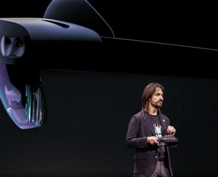 Mixed Realityがより現実に Microsoft HoloLens 2