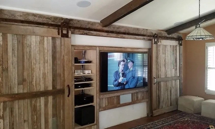 Digital Living Home Theater Upgrade