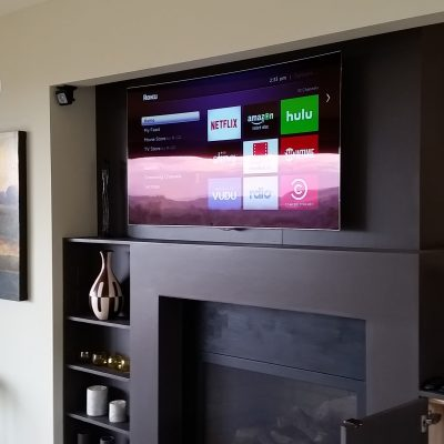 Digitalliving.com professionally installed multizone Sonos and home theater system - digitalliving.com