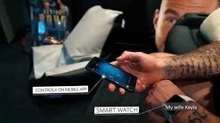 contro4 mobile control