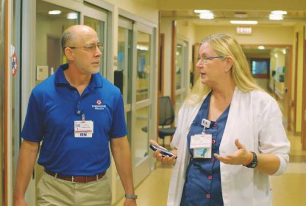 Mobile Heartbeat video that tells the story of Eisenhower Health's disaster preparedness with MH-CURE software product. - Digital Lunchbox, a video production company serving Springfield, Branson and Missouri.