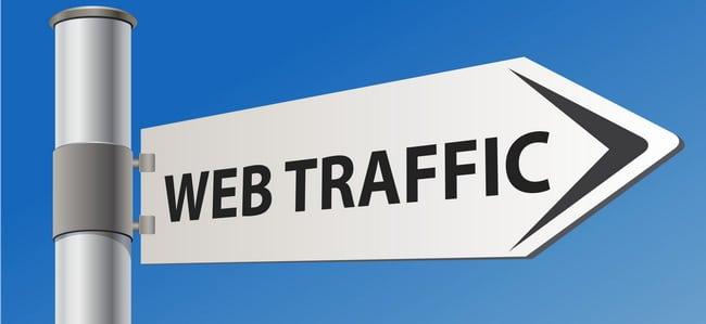 Web traffic-vibewebsolutions