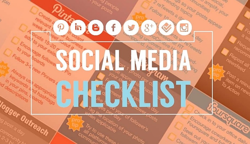 Social media marketing checklists for Nigerian SMEs