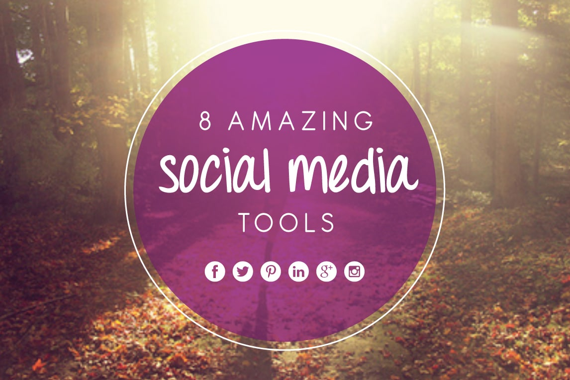 8 Social Media tools to automate your Business