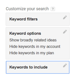 Google Keyword Planner Tool For Keyword Research