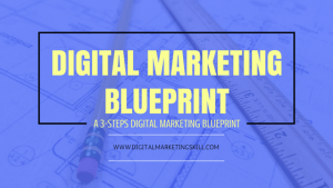 3 Step Digital Marketing Blueprint | The Ultimate Guide That Works