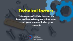 Technical SEO Factor Definition