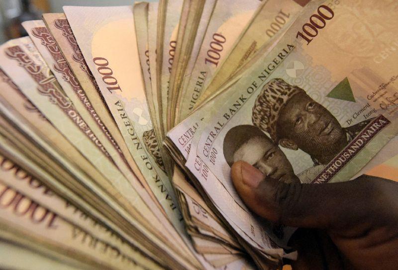 one thousand naira