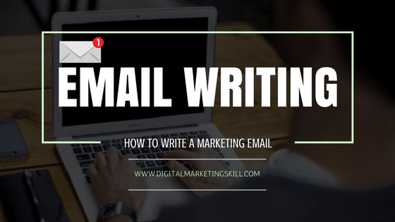 How to Write a Marketing Email to Maximise Opportunities (Like a PRO!)