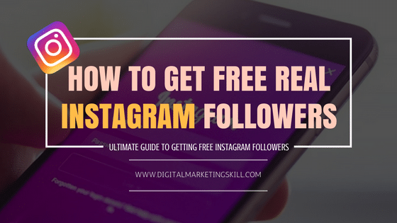 how to build your instagram followers