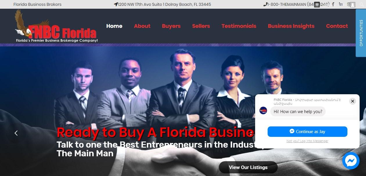 FNBC Florida – The Main Man