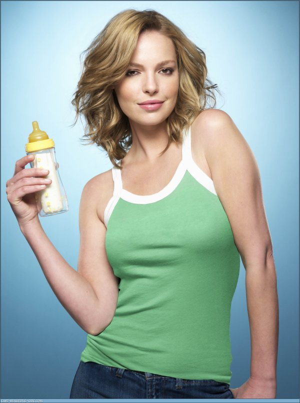Actresses Katherine Heigl