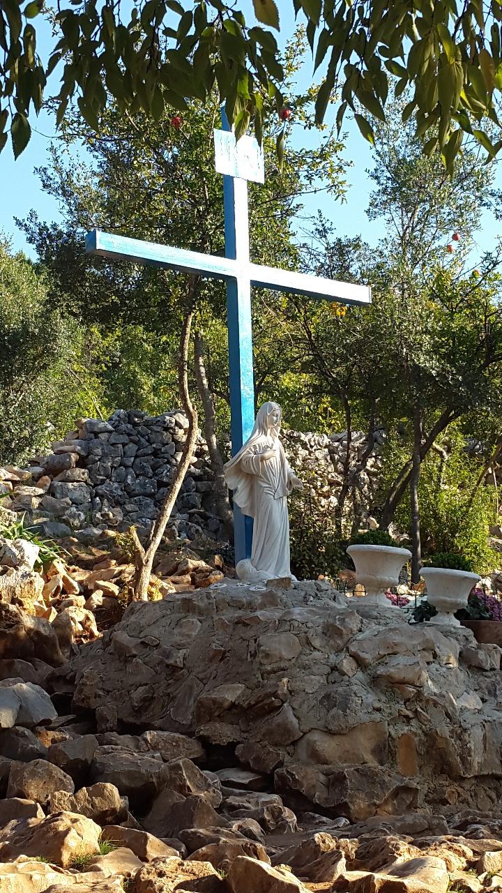 Cruz Azul, lugar de las apariciones a Mirjana
