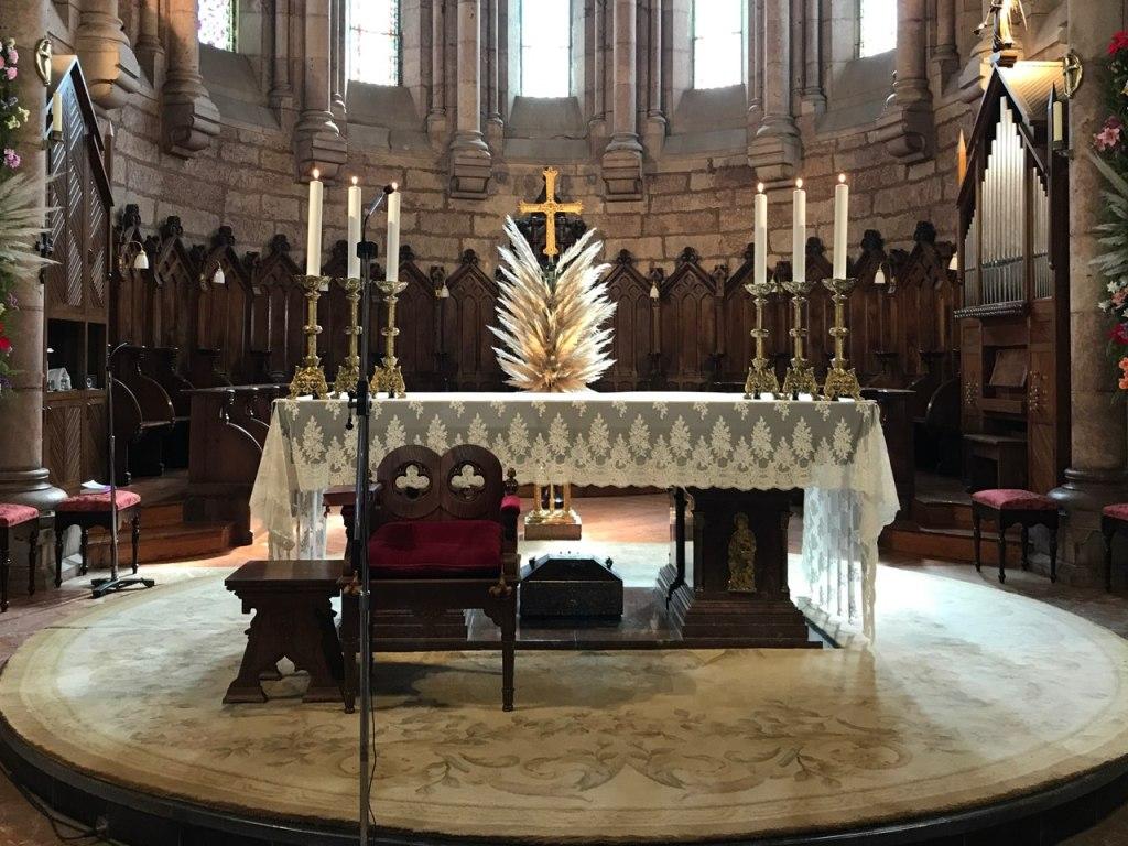 Main Sanctuary Altar