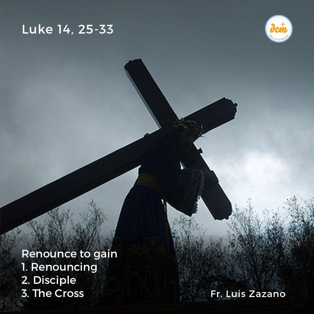 Luke 14, 25-33-instagram