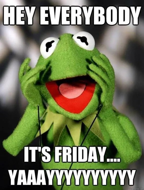 Happy Friday Meme : happy, friday, Funny, Friday, Memes, About, Sharing