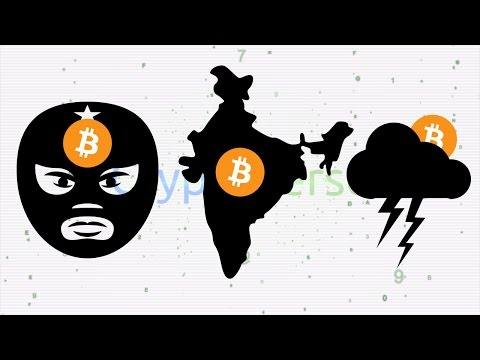 Mexican + Indian Exchanges, Lightning Coming Fast and 0,000 Bitcoin Price (The Cryptoverse #112)
