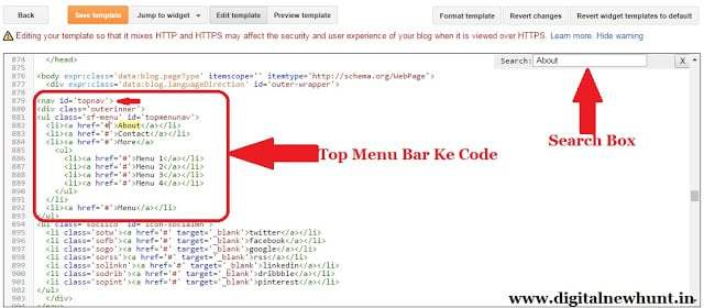 html code search kare