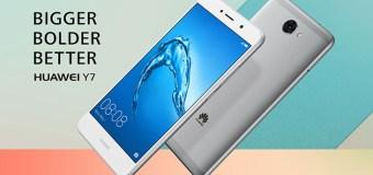 Huawei Y7 napada konkurenciju solidnim hardverom i velikom baterijom kapaciteta 4,000 mAh