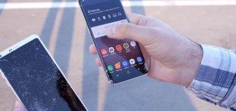 Test izdržljivosti: Samsung Galaxy S8 vs LG G6