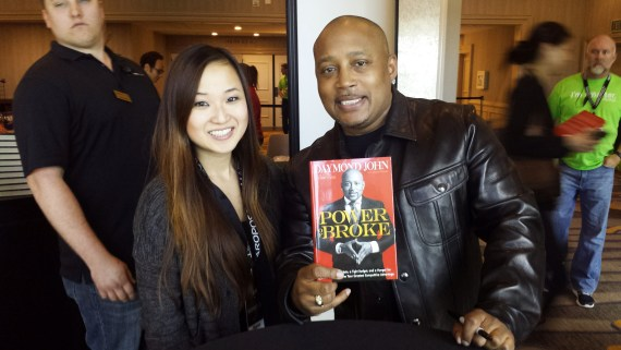 Traffic & Conversion Summit 2016 Daymond John
