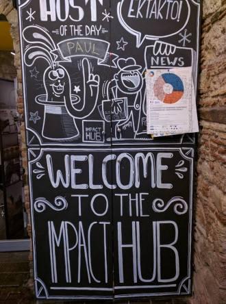 Athens Impact Hub